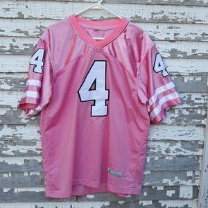 Tops - Brett Favre football jersey size large